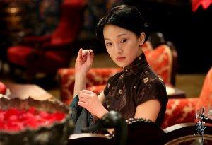 Zhou Xun w roli Gu Xiaomeng
