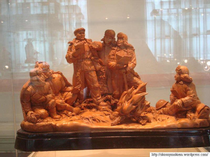Shanghai Arts and Crafts Museum   SKOSNYM OKIEM