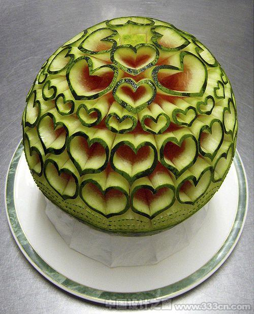 西瓜很忙雕刻_Xiguahenmang_watermelon_scuplture_carvings_china_arbuz_rzezby_chiny_08