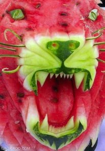 西瓜很忙雕刻_Xiguahenmang_watermelon_carvings_sculpture_china_arbuz_rzezby_chiny_25