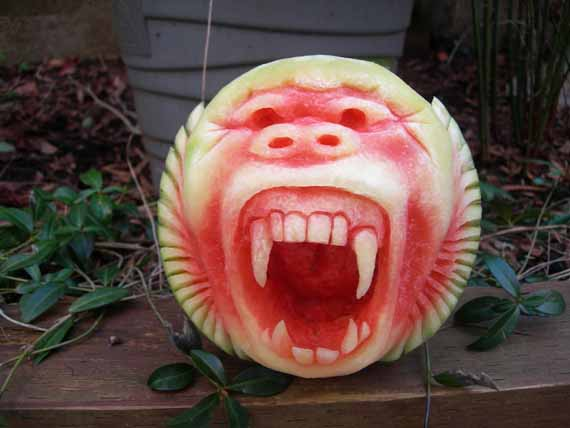 西瓜很忙雕刻_Xiguahenmang_watermelon_sculpture_carvings_china_arbuz_rzezby_chiny_29