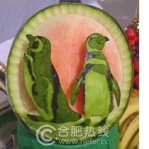 西瓜很忙雕刻_Xiguahenmang_watermelon_sculpture_carvings_china_arbuz_rzezby_chiny_33