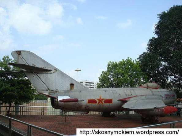 chiński_myśliwiec_J_5_chinese_fighter_J_5_04