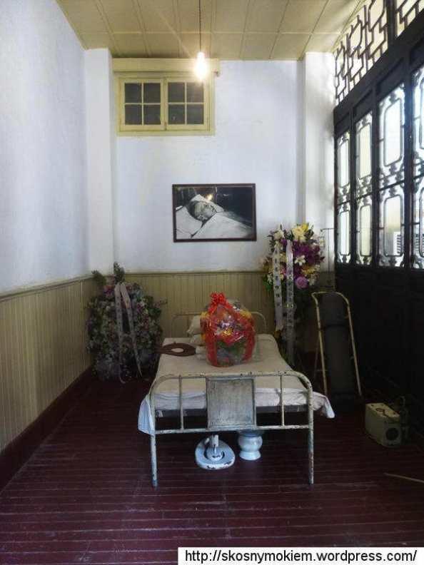 Łóżko_na_którym_zmarł_Liu_Shaoqi_Liu_Shaoqi_Deathbed