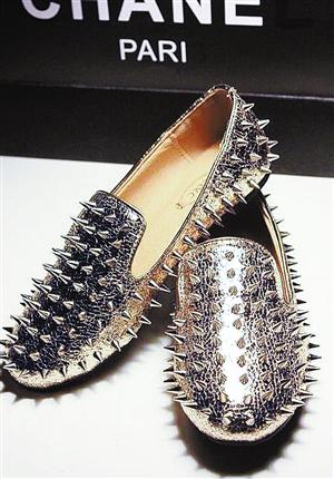 拒踩柳丁鞋