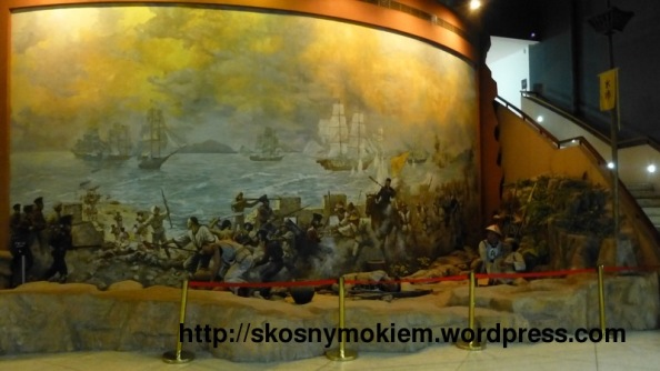 humen_naval_war_history_museum_虎门海战博物馆_Shaojiao_battle_沙角之战