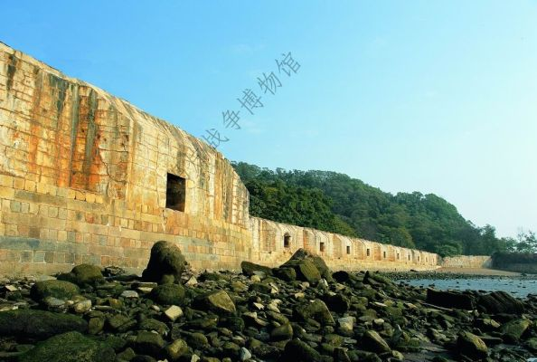 Fort nadbrzeżny w Weiyuan. Żródło zdjęcia: ypzz.cn