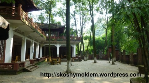 11_乐山大佛景点古老建筑重建_giant_Leshan_Buddha_ancien_buildings_rebuilt_02