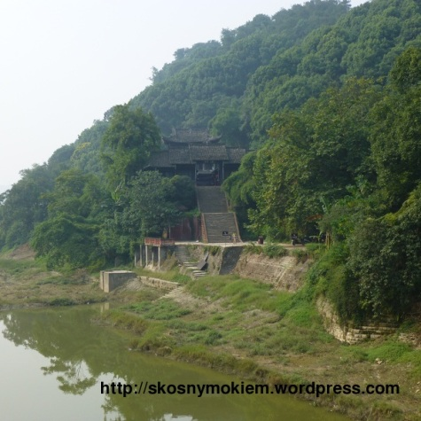 17_乐山大佛景点周边环境_giant_Leshan_Buddha_surroundings_01