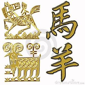 www_dreamstime_horse-sheep-chinese-symbols-6686889